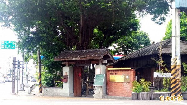 虎尾文化四館之一的雲林故事館。(記者廖淑玲攝)