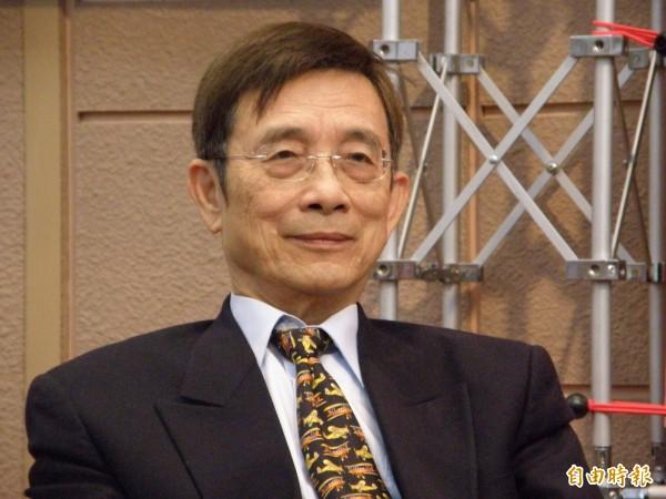 交通大學前校長張俊彥今天凌晨辭世,享壽81歲,交大將舉辦紀念研討會,表達對張俊彥在教育界和產業界的貢獻。(資料照,記者洪美秀攝)