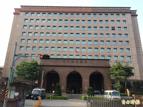 法官調查後認為,楊女犯案時精神狀況良好,判處拘役30天。(記者吳昇儒攝)
