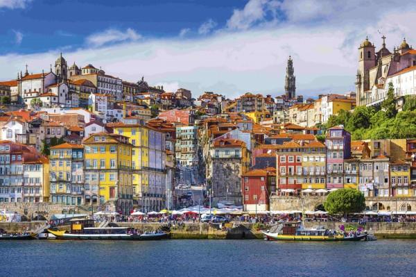葡萄牙波爾圖是葡萄牙第二大城和第一大港。(Booking.com提供)