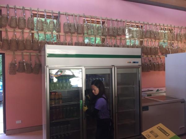 園區賣店將在8日一併開幕營業。(記者江志雄翻攝)(記者江志雄攝)
