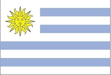 烏拉圭政府宣布自昨(5)起暫停予我國護照持有者免簽證入境90天待遇一事,並恢復須事先申請簽證的規定。(記者呂伊萱攝)