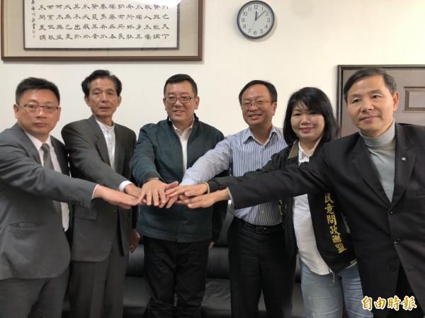 竹市6無黨市議員加入國民黨 誓奪正副議長!