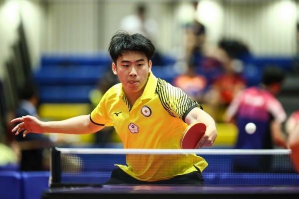 一銀好手葉致緯闖進泰國公開賽男單8強。(取自國際桌總官網)