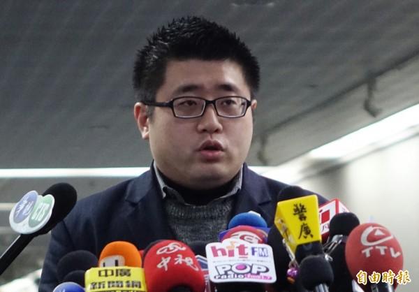 林鶴明今表示世大運若有「特定人士」為達個人訴求,干擾國際賽事,相信社會自有評價。(資料照,記者林正堃攝)