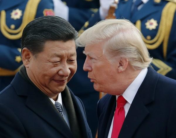 有外媒分析,雖然西方世界試圖遏止中國崛起,近20年內卻幾度「神助攻」,中國甚至開始取代美國在部分亞州地區掌握了幾十年的優勢。(美聯社)