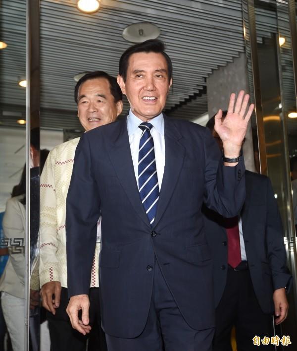 台北地檢署偵辦三中案、舊中央黨部大樓交易上午偵查終結,將前總統馬英九起訴。(資料照)