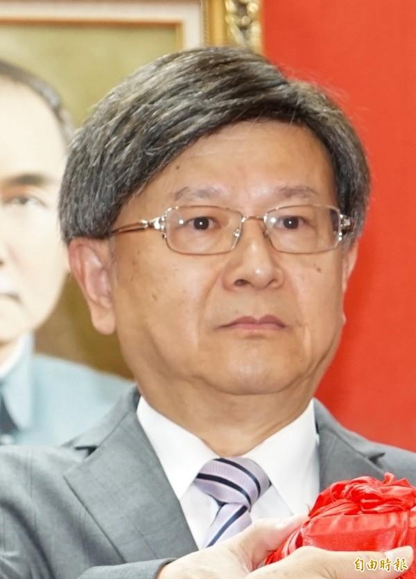 法官陳鴻斌涉入性騷擾女助理案再審翻盤引發喧然大波,公懲會委員長石木欽(見圖)無奈表示「案子不在我手裡」。(資料照)