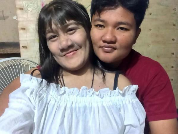 Sumatra Susuphan露出真面目,因為她結婚了。(圖片翻攝自fakt24)