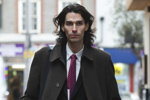 牛津大學研究員利維(Mattew Levy)指控教授性騷擾。(圖擷取自《鏡報》)