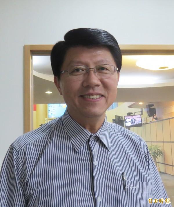台南市議員謝龍介。(資料照,記者蔡文居攝)
