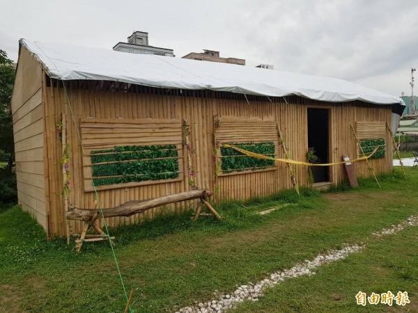 陳嫌在華山大草原搭建的野居草堂竟成了殺人、分屍的第一現場。(資料照,記者徐聖倫攝)