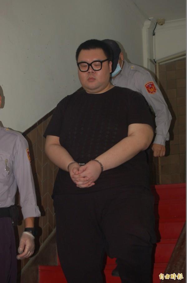 「土豪哥」朱家龍被控涉及女模命案,一審遭判刑10年。經上訴,朱家龍以需要就醫為由請求交保,不過高院今天駁回申請。(資料照)