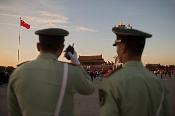 美国媒体揭露,中国政府去年1月间认定一名美国驻中官员是CIA特工,将他绑架审讯数小时。图为示意图。(法新社)