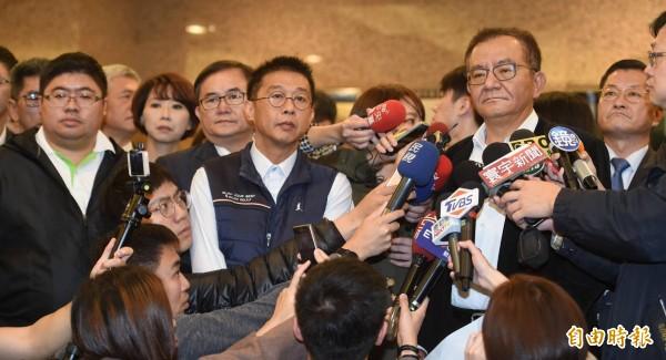 高志鵬:將提非常上訴與再審 爭取清白