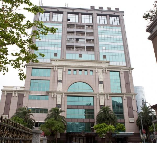佛教如來宗總部位於12樓。(圖擷取自佛教如來宗網站)