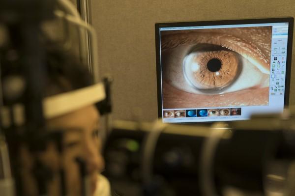 美国南卡罗来纳州发生恐怖自残事件,一名19岁的少女徒手挖出自己的两只眼球。图为示意图。(彭博社)
