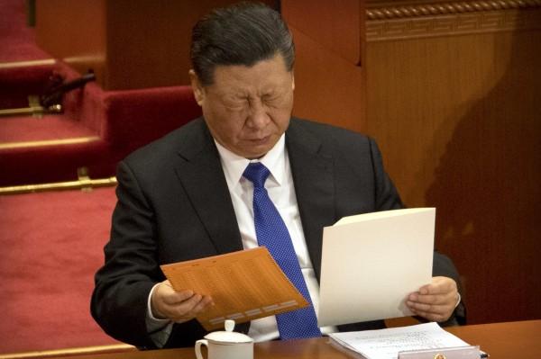 對於國際社會團結反制,中國方面希望全球能包容中國。(美聯社)