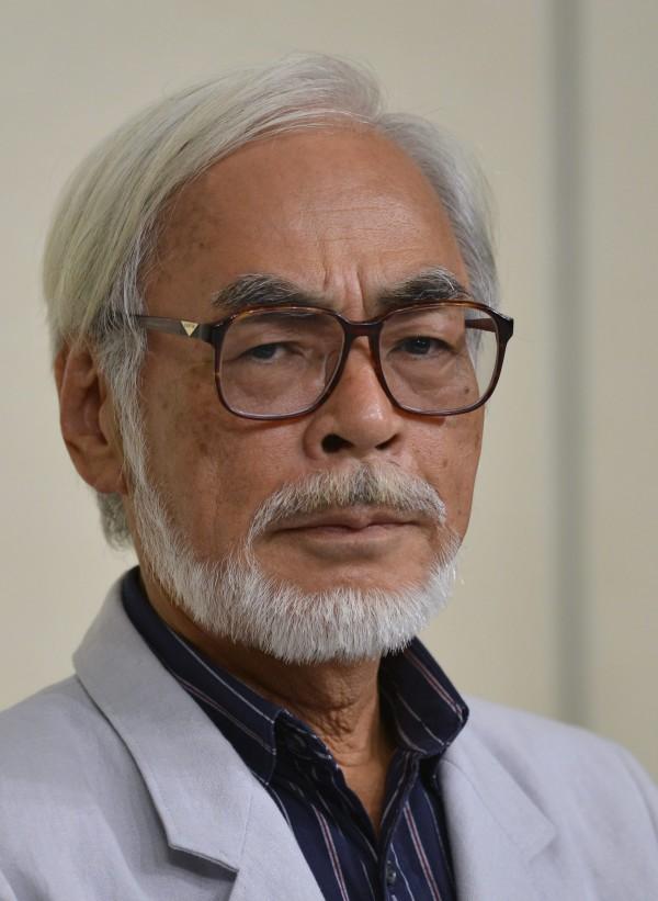 吉卜力工作室製作人鈴木敏夫爆料,宮崎駿正在製作新作。(歐新社)