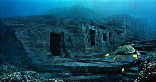 距離宜蘭僅60海浬的日本與那國島,海底有著距今約1萬5000年前的神秘古文明遺跡。(圖擷取自網路)