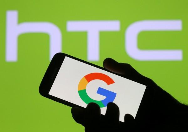 HTC去年和Google聯姻。(路透)