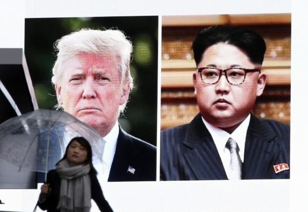 白宮發言人桑德斯(Sarah Sanders)在聲明中指出,美方會檢視北韓的說法,並繼續與盟友密切配合。(美聯社)