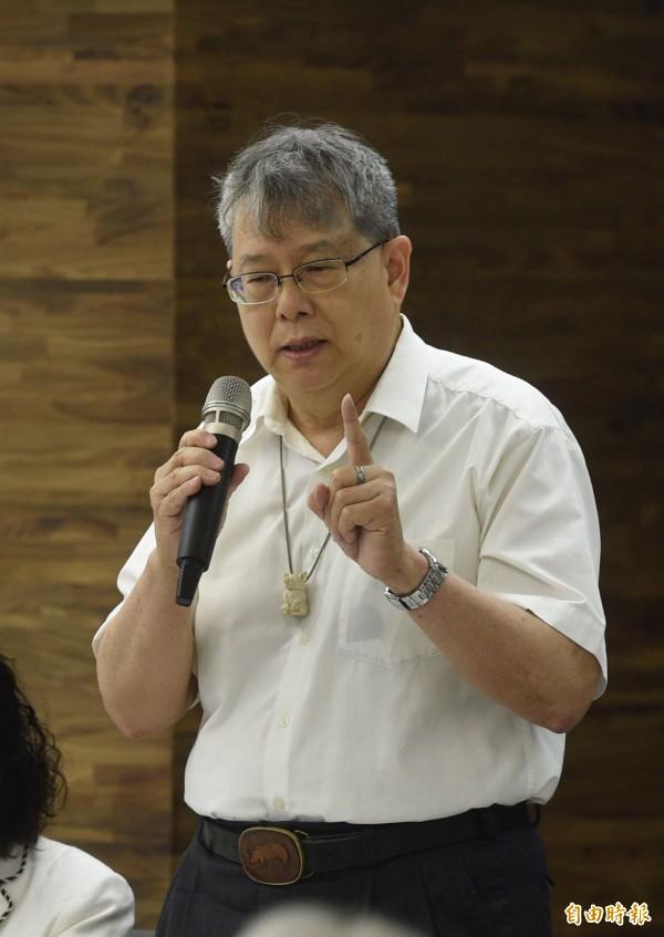 陳師孟查馬英九妨礙司法案 將約談王清峰