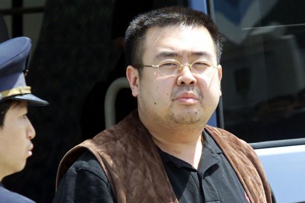 北韓領導人金正恩兄長金正男13日在吉隆坡機場遭到暗殺。圖為金正男。(法新社)