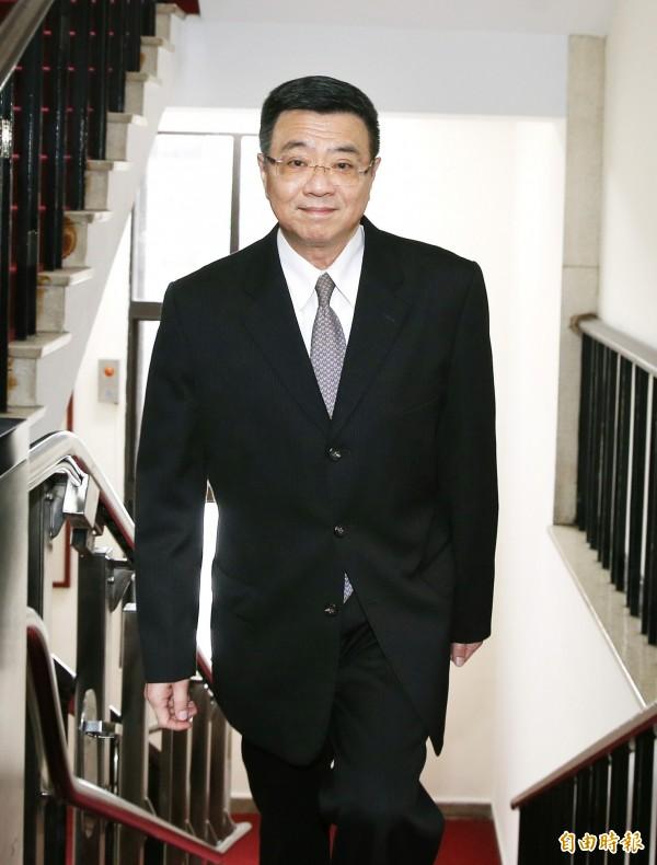 7名中生代 共推卓榮泰選黨主席
