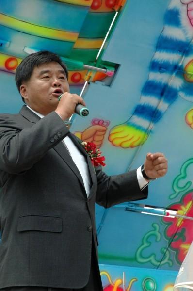 雲林縣林內鄉焚化爐弊案,台南高分院今天下午宣判,張榮味維持判刑9年、褫奪公權5年,可再上訴。(資料照,記者林國賢攝)