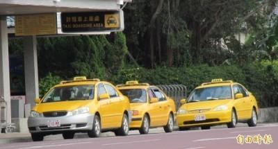 有網友在「爆料公社」控訴小黃司機為多收5塊錢出奧步。(資料照,記者楊政郡攝)
