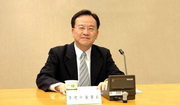 台灣世曦高層被立委指為肥貓。圖為台灣世曦董事長李建中。(擷取自台灣世曦官網)