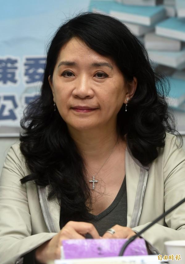 國民黨立委李貴敏表示,受限於經費與人力,目前要推行商業法院確實有困難,但這是一個目標。(資料照,記者簡榮豐攝)