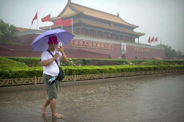 美國務院頒布新的全球旅遊安全評等,將中國評為「提高警覺」等級。(美聯社)