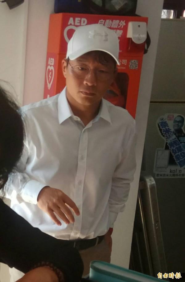 慶富副董陳偉志。(資料照,記者洪定宏攝)