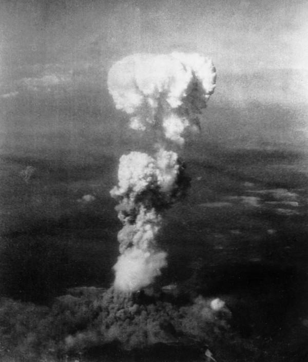 22名父母是廣島核爆受害者的日本民眾,要求日本政府賠償他們每人10萬日圓。圖為廣島核爆歷史照。(圖擷取自維基百科)