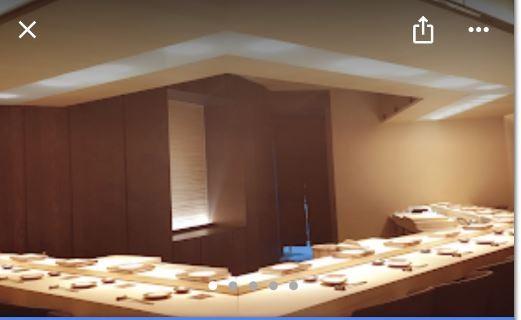 〈鮨隆鮨Sushi RYU〉壽司日本料理獲米其林一星認證。(擷自Google地圖)