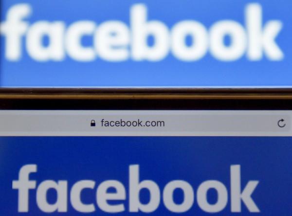 臉書驚傳大故障,無法正常使用。(資料照,法新社)