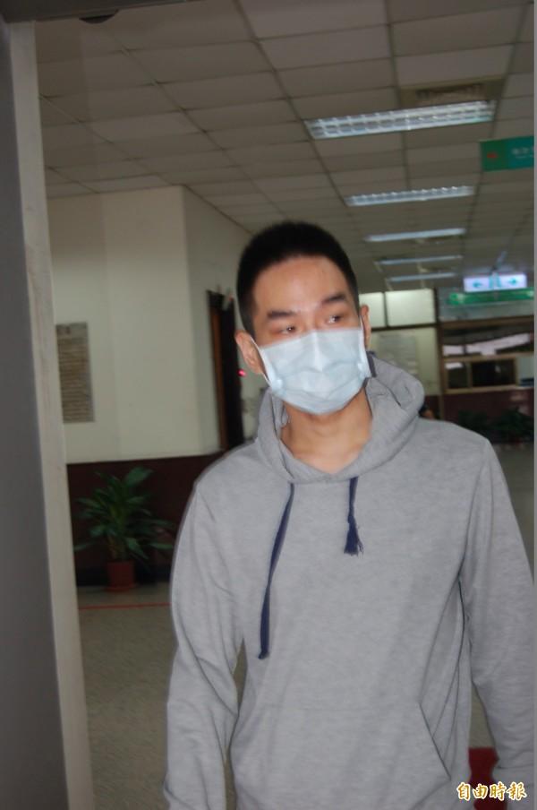 胡男卻因昨晚另涉嫌在派出所鬧事嗆警,而被逮捕法辦無法到庭;台北地檢署今諭令胡男1萬元交保。(資料照)