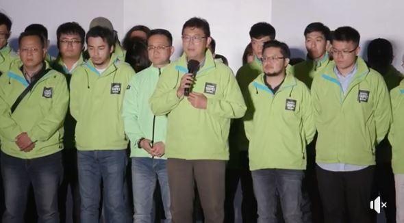 姚文智:不放棄追求台灣成為獨立國家