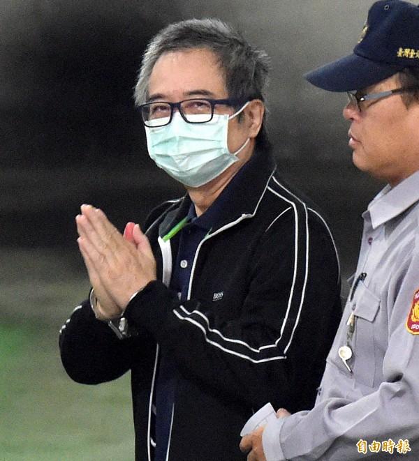 曾因中影案被羈押的國民黨黨工蔡正元,昨(24)日在臉書上影射台灣知名導演吳念真「挺英批馬」。(資料照,記者黃耀徵攝)