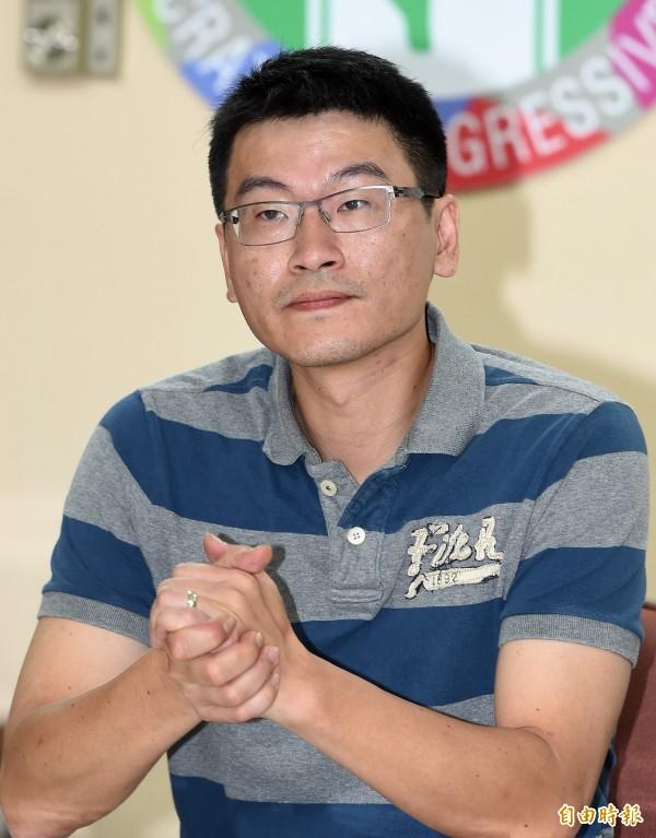 徐弘庭稱,台北市長柯文哲和戴季全「有特殊性關係」,導致柯文哲當場大怒。梁文傑則表示,這種影射暗藏對同性戀者的歧視。(資料照,記者廖振輝攝)