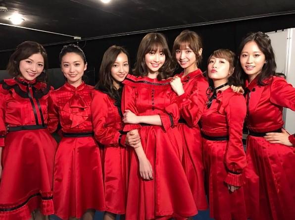 回不去的黃金時代!AKB48那些已畢業的「神7」 現在怎麼了?