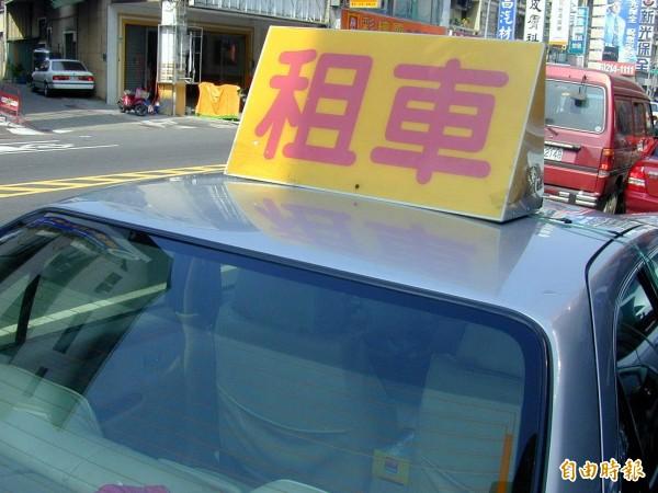 北市一名林男因替人租車收了12張罰單,和擔任資深議員秘書的老爸上門「喬紅單」。圖中內容與本事件無關。(資料照)