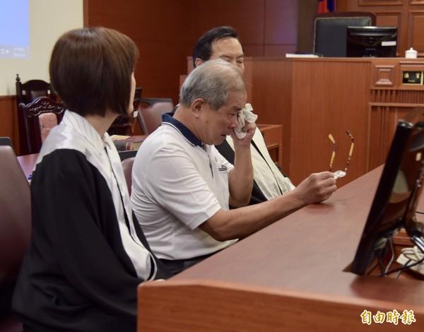 爭清白5度提聲請 高院裁准再審蘇炳坤強盜案