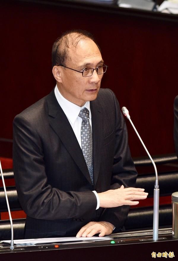 行政院長林全。(資料照,記者羅沛德攝)