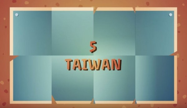 預言提到,台灣有自己的軍隊及民選政府,但許多國家不承認台灣的獨立地位。(圖截自AllTime 10s/YouTube)