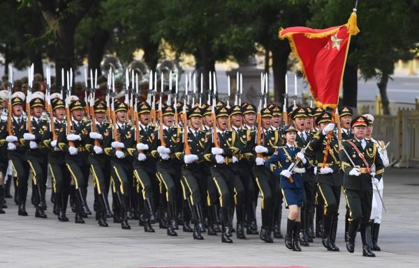 中國公布反間諜法細則,認定「分裂國家、破壞國家統一」等,屬間諜行為外的危害國家安全行為。(法新社)