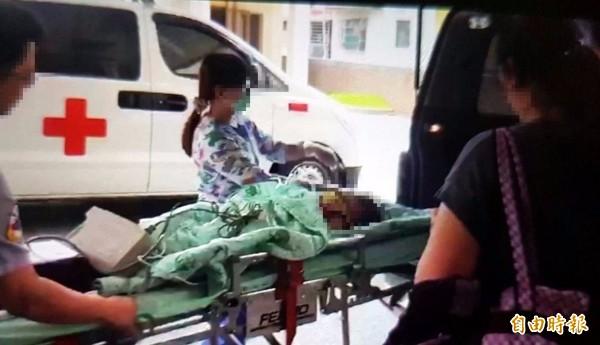 10日早上男童被發現陰莖遭剪斷,隨後送醫搶救,圖為示意圖。(資料照,記者謝介裕攝)