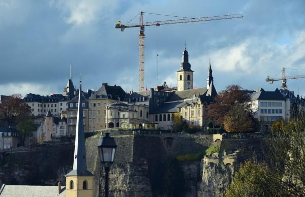 卢森堡2019年夏季起,境内大众运输全免费。(法新社)